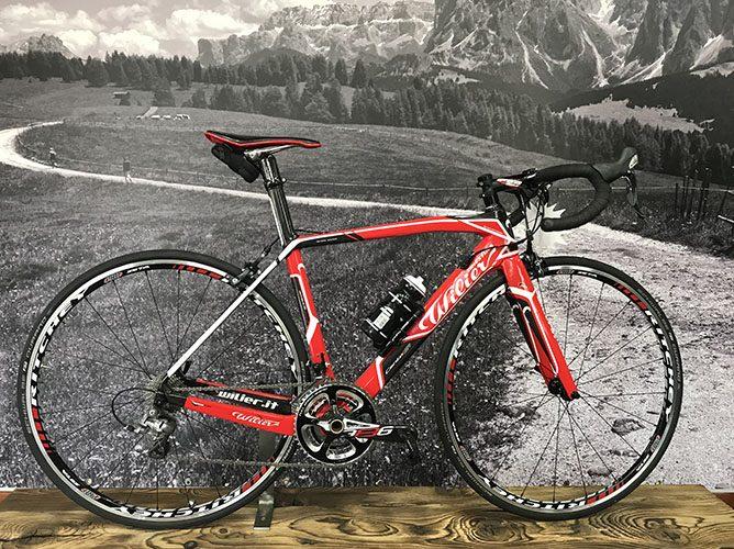 ciclo corsa wilier